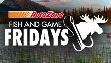 AutoZone Fish and Game Fridays