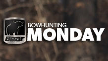Bear Archery Bowhunting Monday
