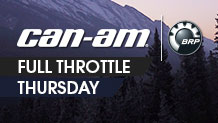 Can-Am Full Throttle Thursday