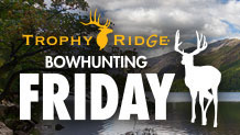 Trophy Ridge Bowhunting Friday